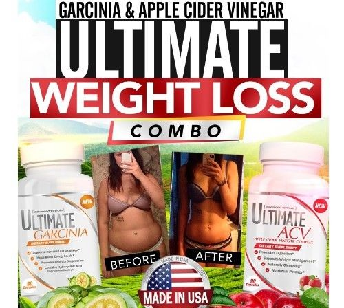ACV Garcinia ultimate weight loss combo
